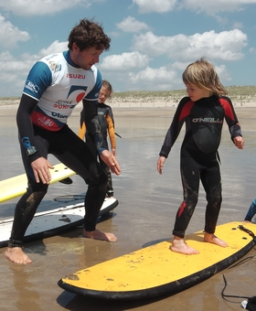 breteam surf club - jardin des vagues