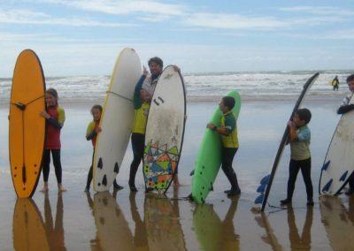 breteam surf club - le breteam cours