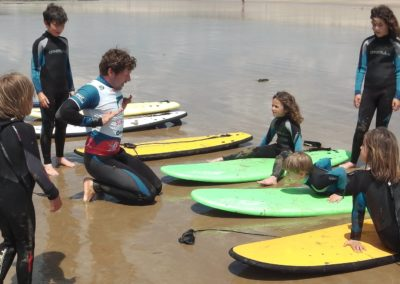 breteam surf club - nos cours slider