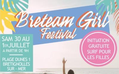 BRETEAM GIRL FESTIVAL 2018